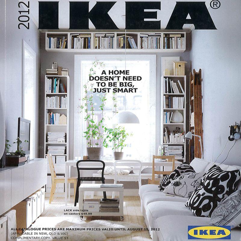 The 2012 IKEA Catalogue.