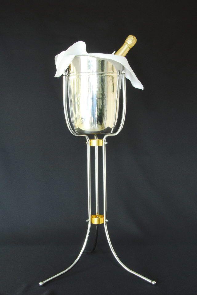 Champagne Bucket Floor Standing