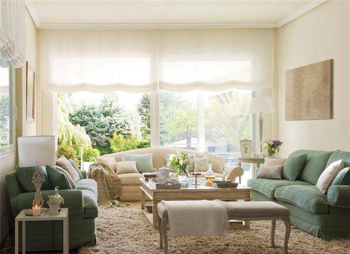 Los mejores 50 salones de el mueble especiales deco pinterest more living - Los mejores salones decorados ...