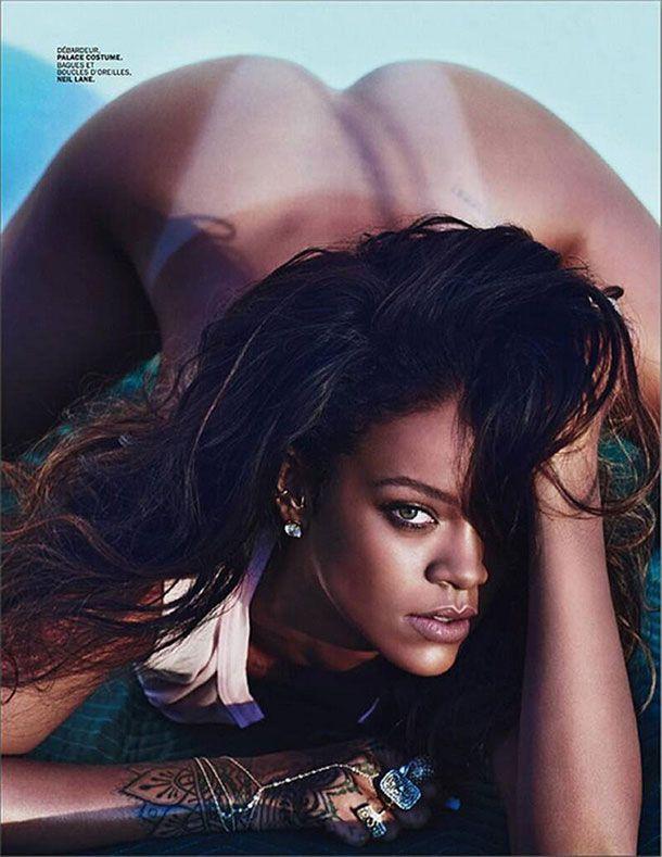 Rihanna nude web pics guy fucks