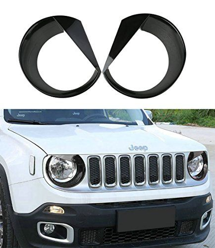 Upgrade Clip In Version Camoo Black Angry Bird Headlight Bezels