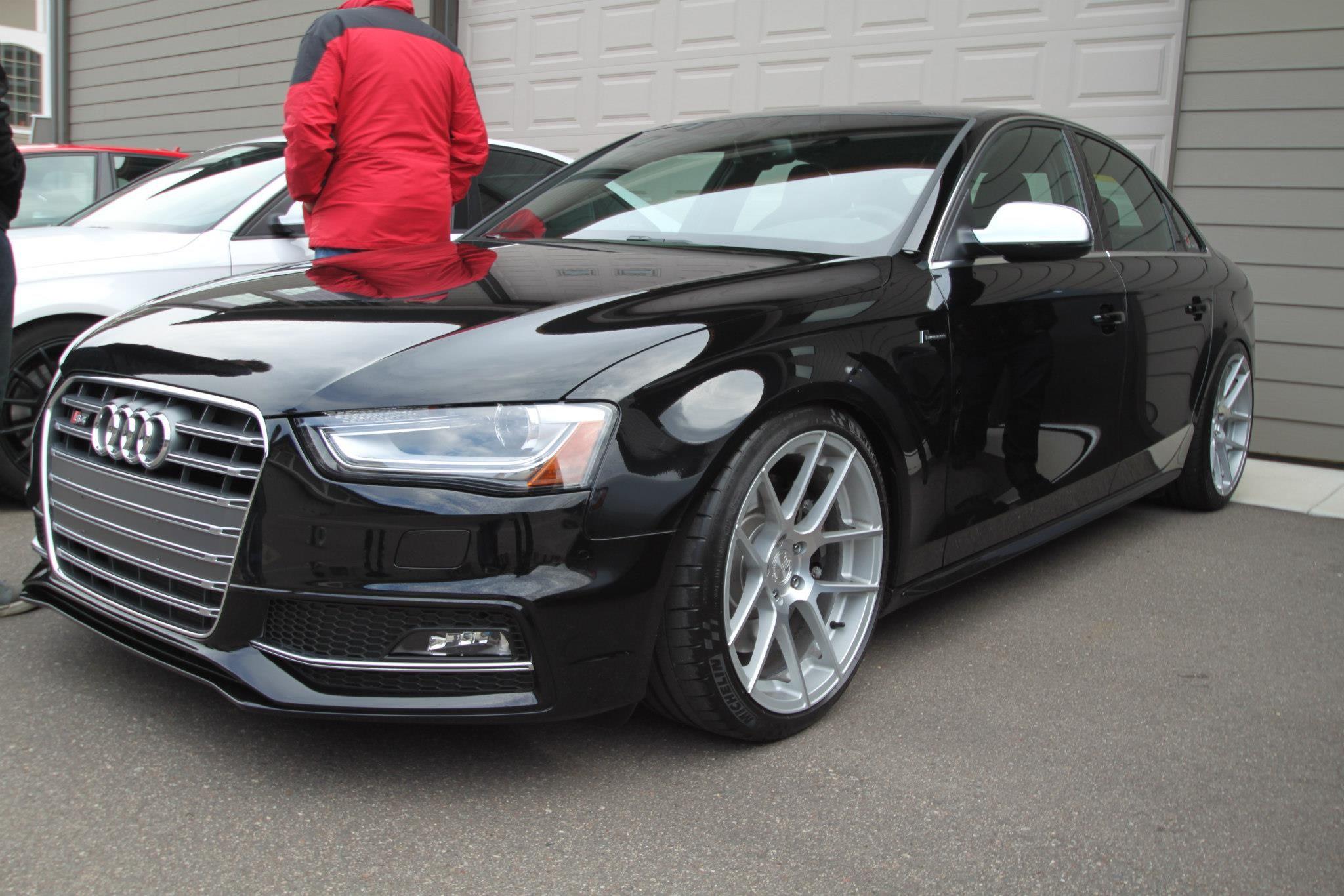 Audi B8 S4 Black Ag M580 Gloss Graphite 12 Audi Toyota Hilux Audi A4