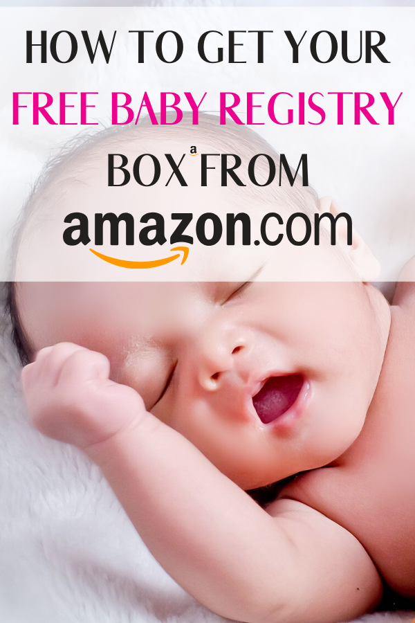 Amazon Baby Registry Welcome Box is a fantastic way of ...