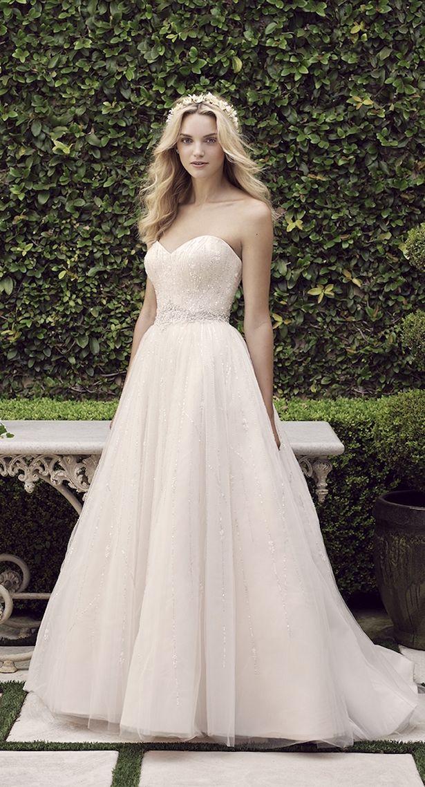 Casablanca Spring 2016 Garden Dreams Wedding dress