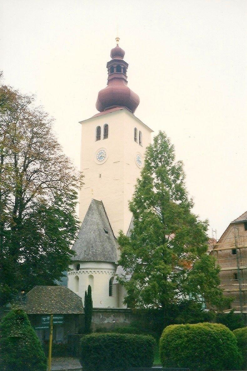 Chapel at Piber - Austria