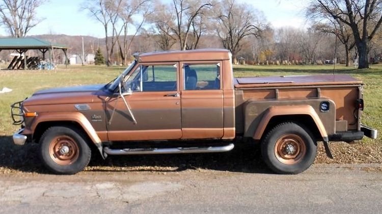 For Sale 1981 Jeep J20 Custom Extended Cab 4x4 Jeep Suv Jeep