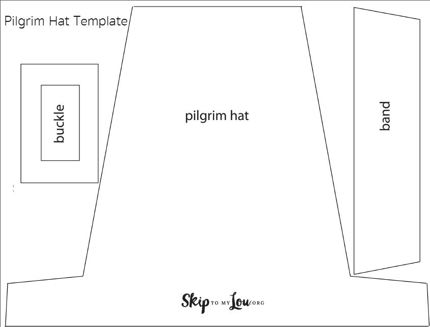 26 Pilgrim Hat Templates Kids Enjoy Making Piligrim Hats For Thanksgiving Diy Template Sumo Pilgrim Hat Hat Template Kids Crafts Free