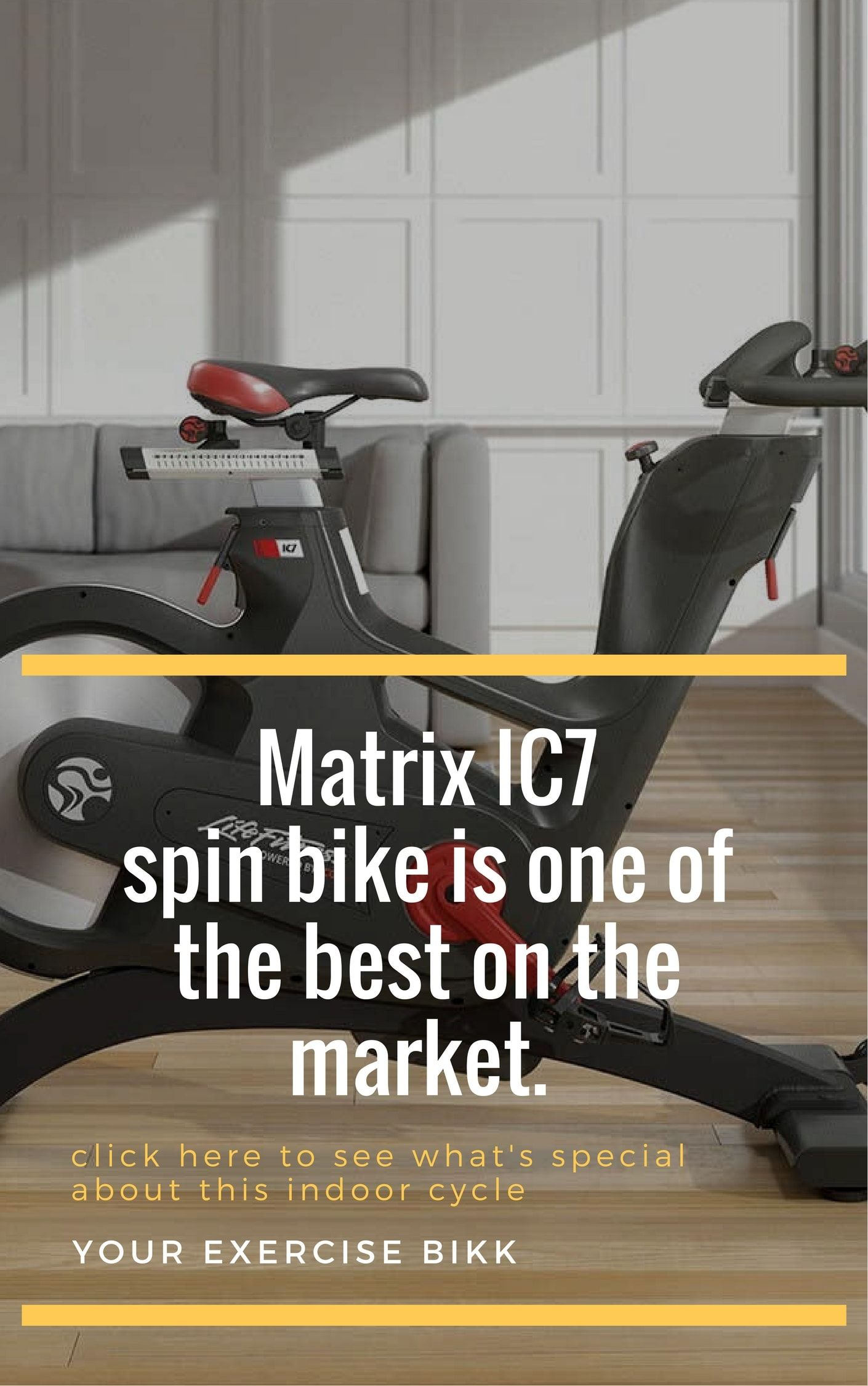 A Full Matrix Ic7 Review That Explains The Features And The Performance Of This Magnificent Indoor Cycle Discover What Is Un Spin Bikes Spin Bike Reviews Bike