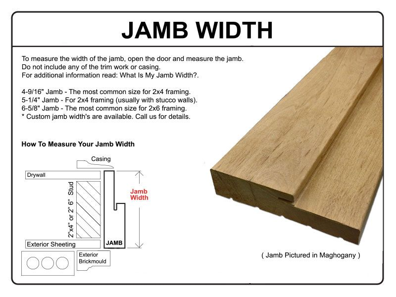 Door jamb google doors pinterest door jamb and - How to build a door jamb for interior doors ...