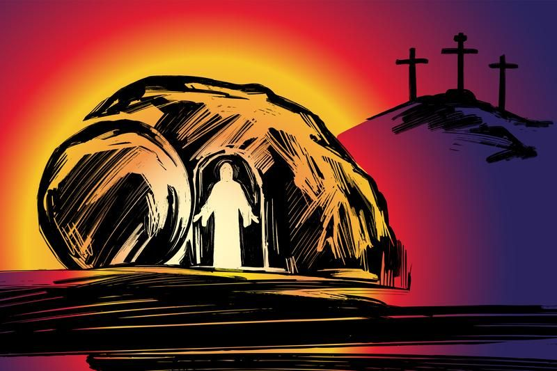 Free Image On Pixabay Graphic Empty Tomb Easter Empty Tomb Tomb Image