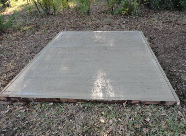 how to build a shed base | building a shed base | garden building