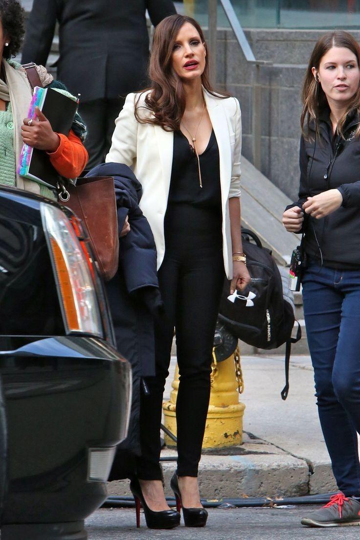 Jessica Chastain..... - Celebrity Fashion Trends