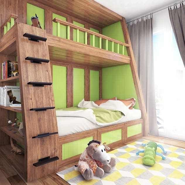 30+ Stylish  Chic Kids Room Decorating Ideas - for Girls  Boys