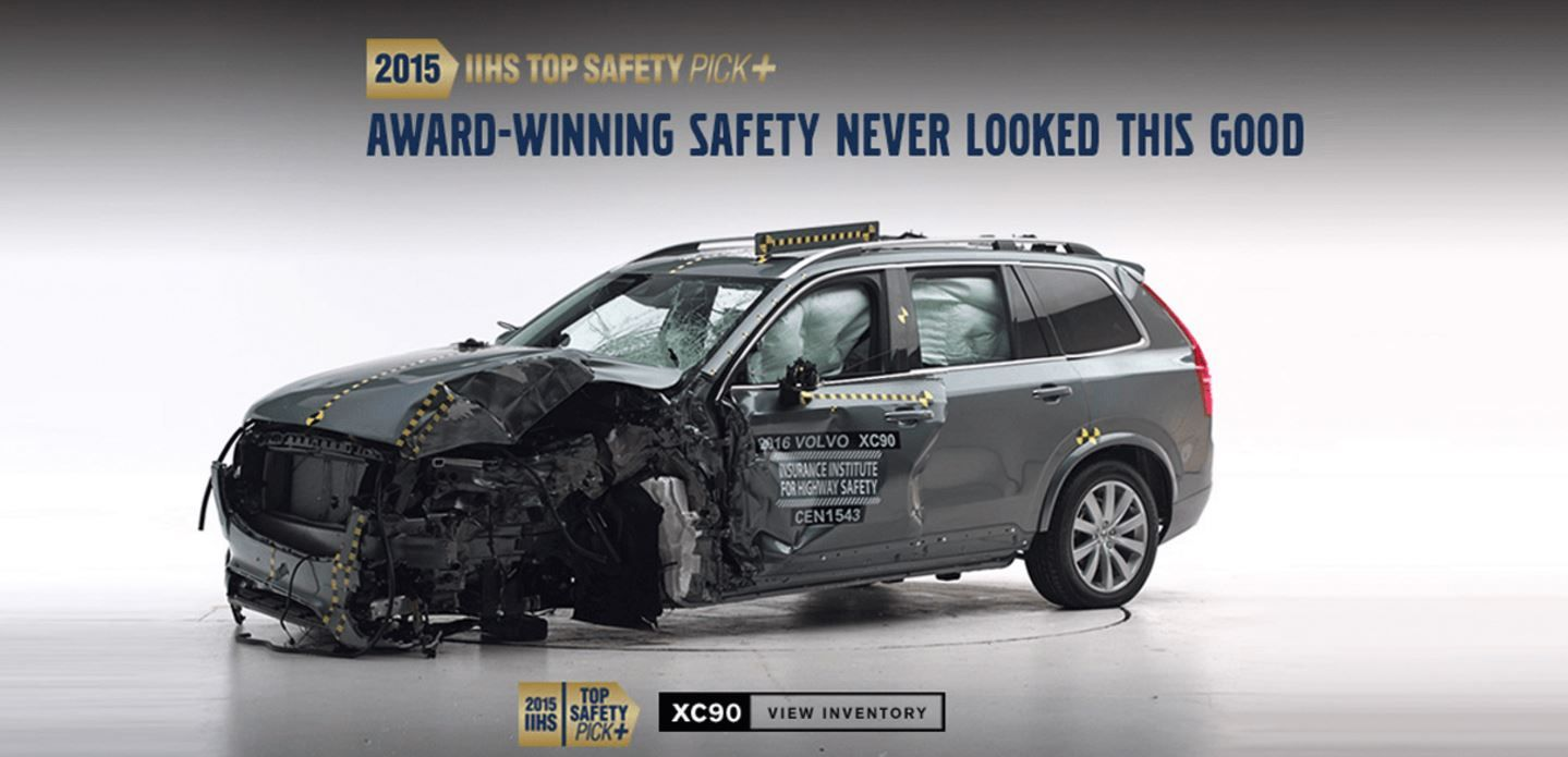 Award Winning Safety Of Volvo Xc90 Crown Volvo In Greensboro Nc Http Www Crownvolvo Com New Inventory Index Htm Reset Inventory Volvo Models Volvo Toy Car