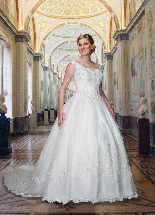 African American Wedding Dresses Plus Size