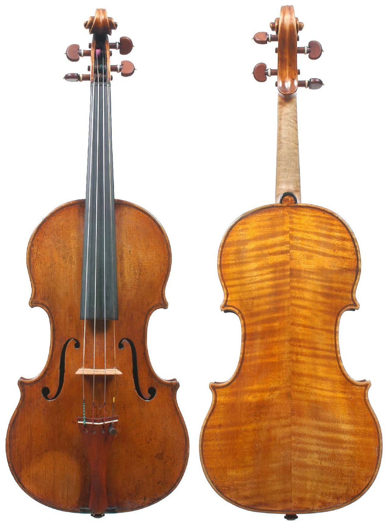 Fine Violins for Sale – Italian Violins – GennaroJanuariusGagliano ...