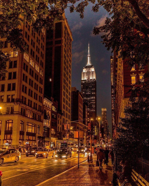 Pin De Emilia Marques Em New York Minha Paixao Viagens