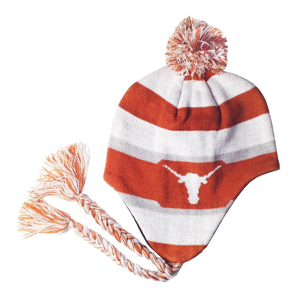 the honour society texas longhorns varsity stripe norwegian hat