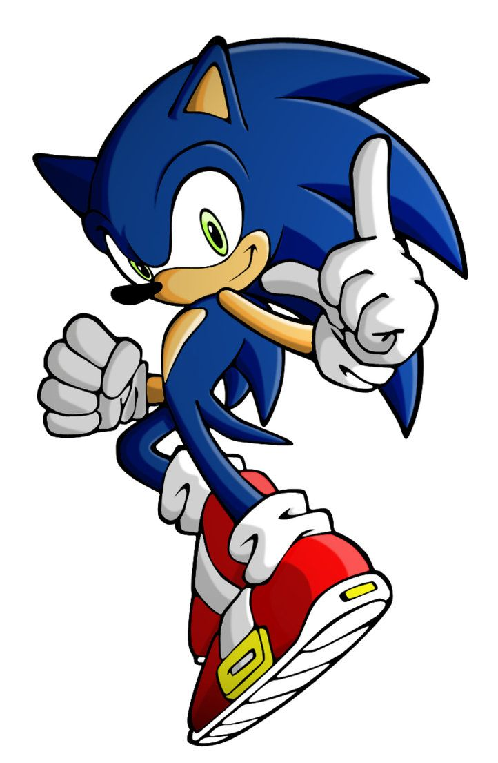 Sonic: The Hedgehog by Gabriel3136 on deviantART | SONIC The ...