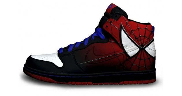 best sneakers a3518 3791d Nike Shoes spider man   Commenting Name (required) (required)