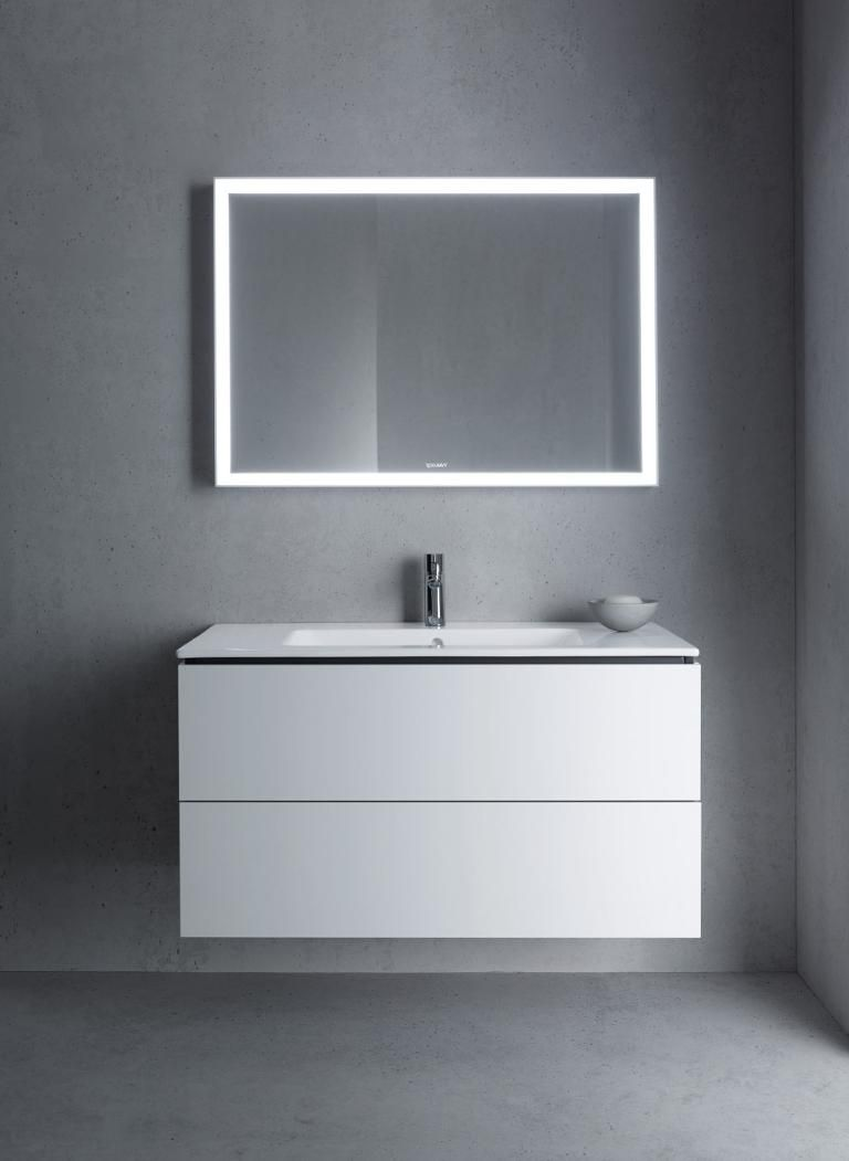 LSH: vanity & mirror option: ME by Starck | Duravit | Badkamer ...