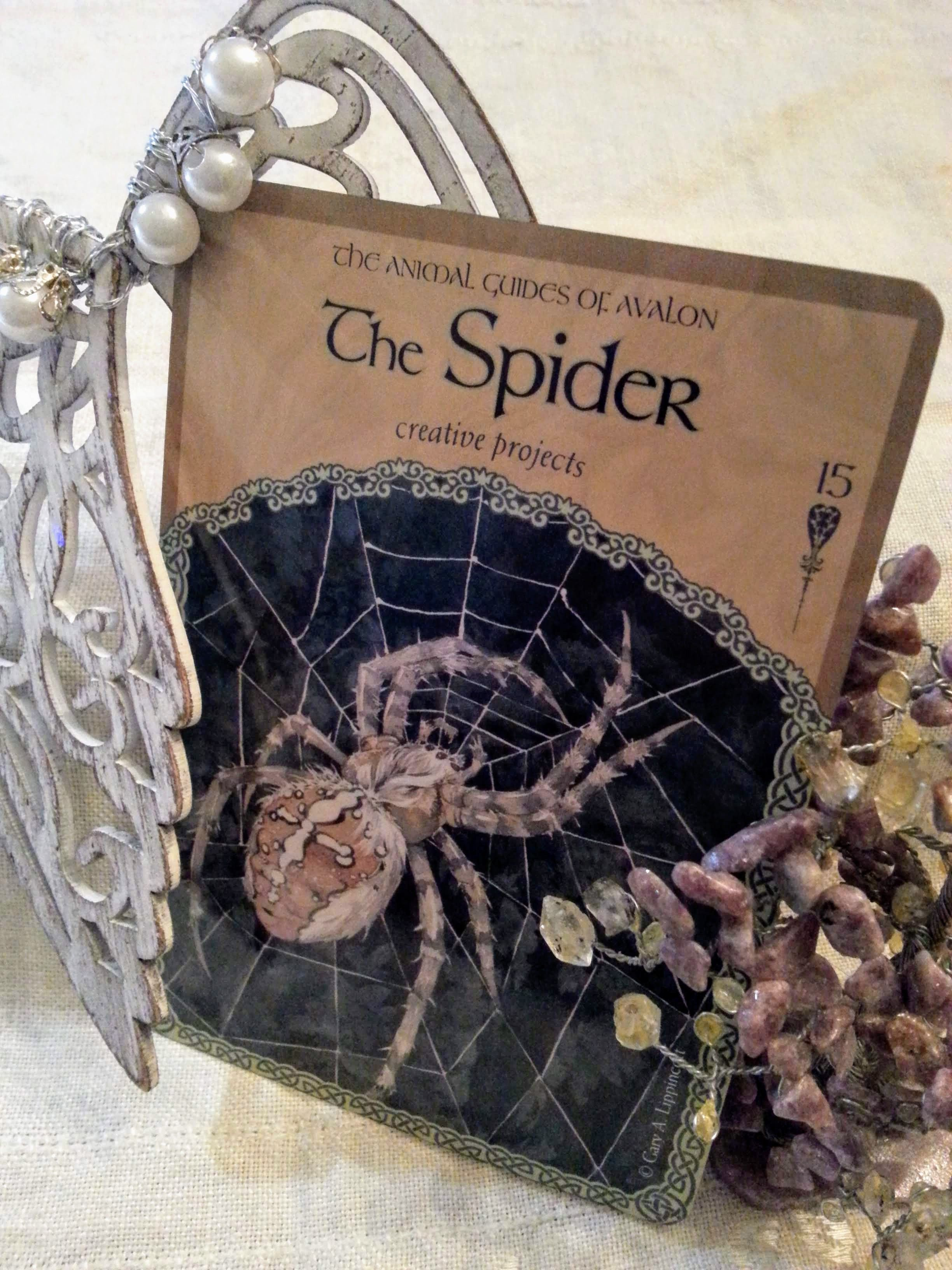 25 December Tuesday, The Spider *Today's energy brings a