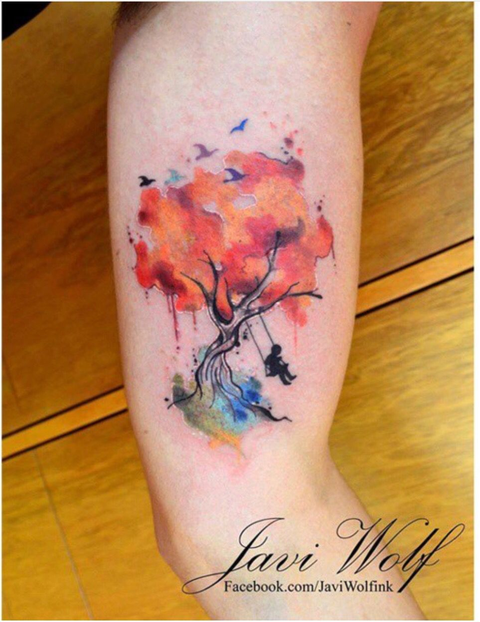 Pin by Chelsea Forrest on A. Favorites II Swing tattoo
