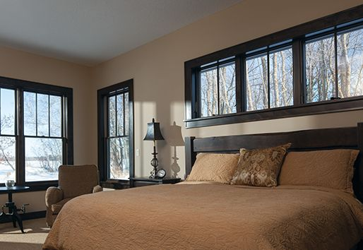 Andersen Awning Windows Picture Bedroom Addition Traditional