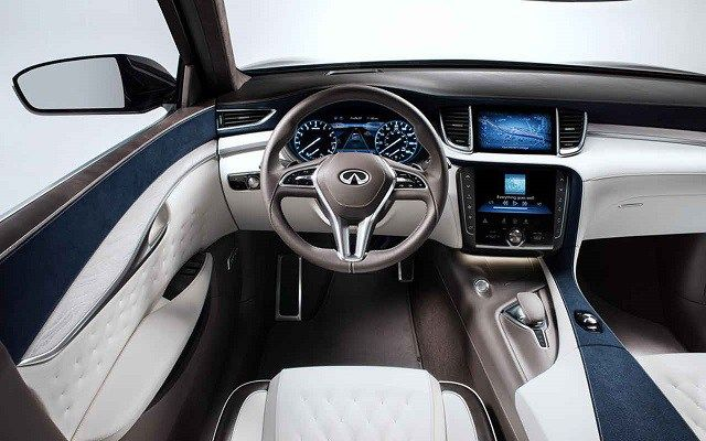 2019 Infiniti Qx50 Interior Concept Cars Group Pins Pinterest