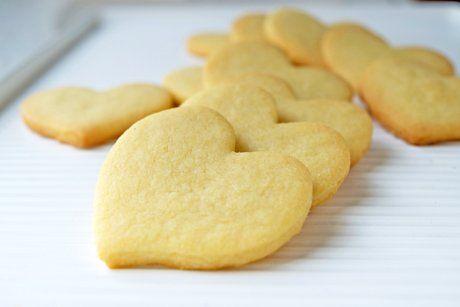 Einfache Vanille Kekse – Kekse