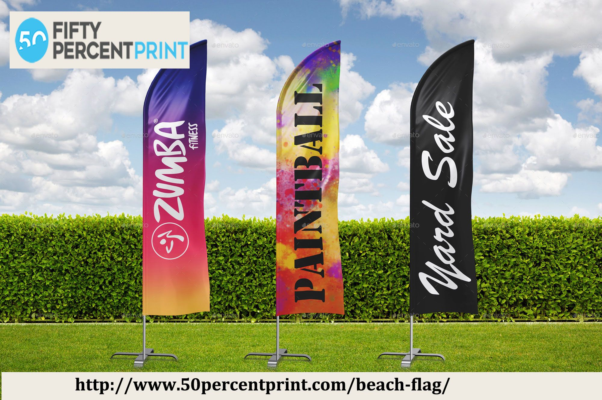 Custom Flag Printing Is One Of The Cost Effective Promotional Graphics For Most Of The Corporate Beach Flag Malaysia Flag Prin Beach Flags Feather Flags Flag