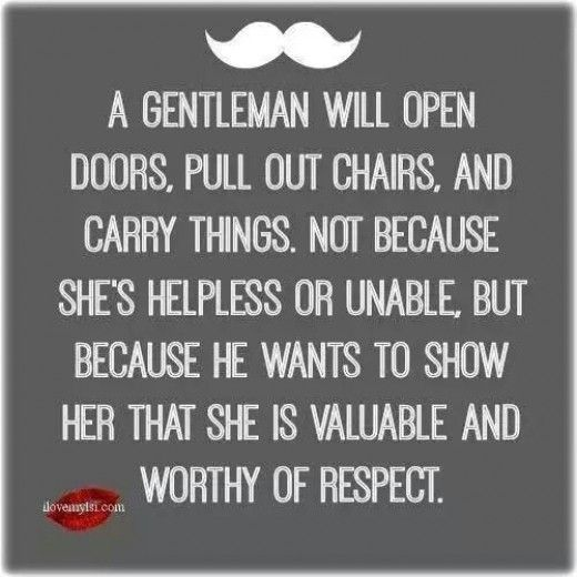 10 Signs You're Dating a Real Gentleman