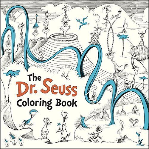 The Dr Seuss Coloring Book Amazonde Fremdsprachige Christmas BooksChristmas