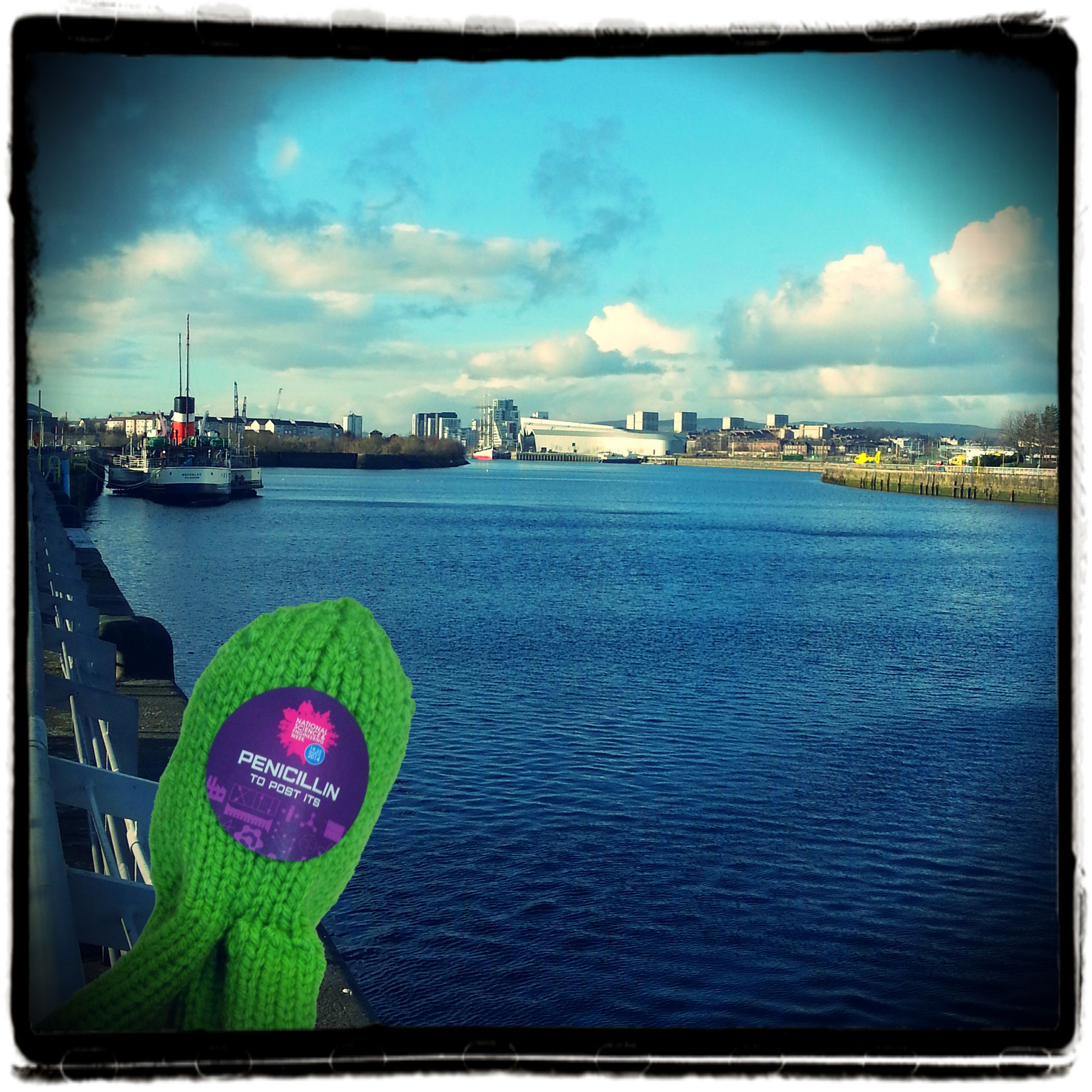 Dreamin' of going doon the water - wish I had some more mates to go with http://www.glasgowcityofscience.com/get-involved/knitting-microbes   #KnitMeAFriend  http://www.glasgowcityofscience.com/get-involved/knitting-microbes