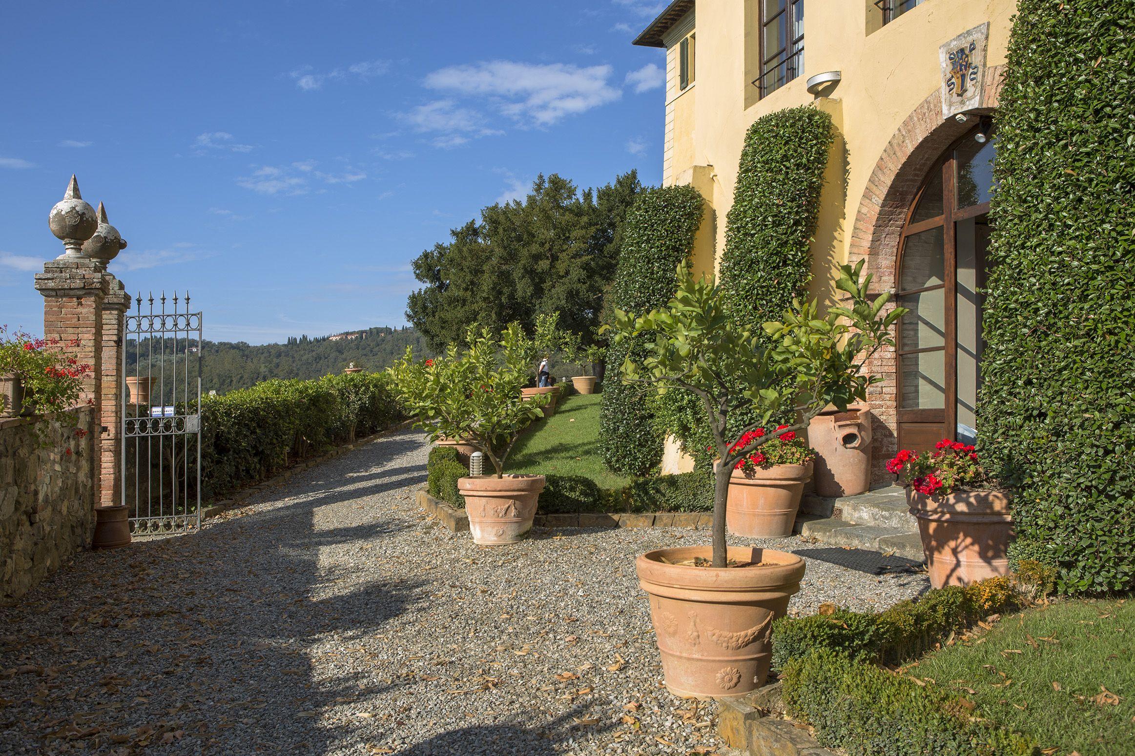 Wine Resort Villa Dievole, Vagliagli/Castelnuovo