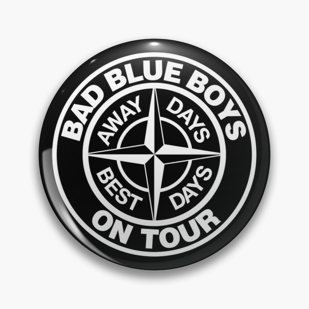 Bad Blue Boys Dinamo Zagreb On Tour Away Days Are The Best Days Pin Button By Infrontofyou Tours Good Day Buttons Pinback