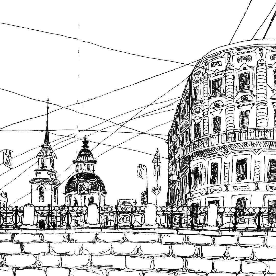 Санкт-петербург картинки графика