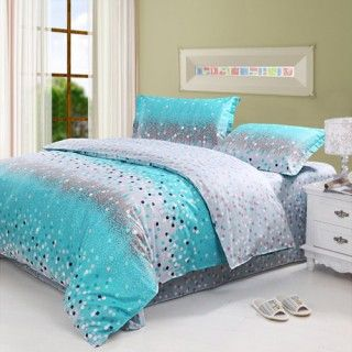 My Sisters Love This Comforter Set Does Anybody Know Where I Can Buy This At Turquoise Bedding Bedding Sets Girl Room Teal and gray bedding sets