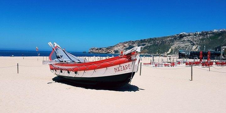 Nazare, Portugal