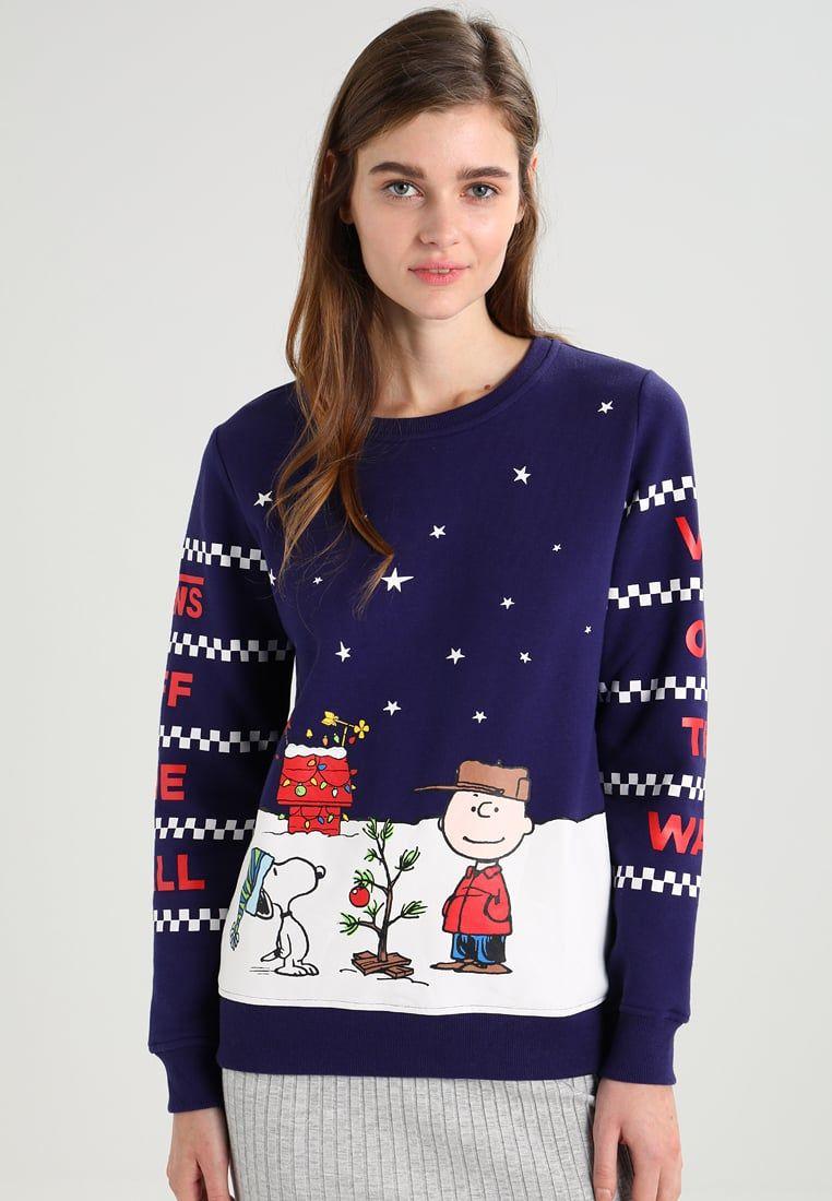 PEANUTS CHRISTMAS CREW - Sweatshirt - multi-coloured @ Zalando.co.uk  <div id=