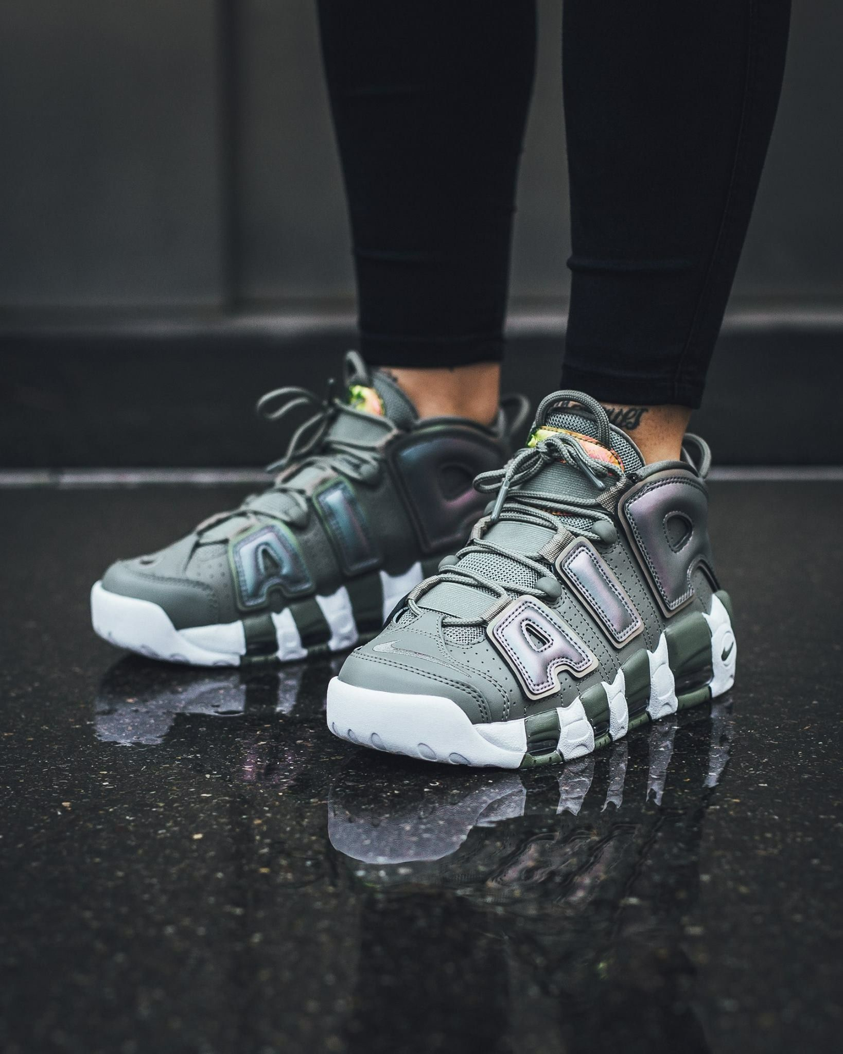 fdf559dfa1 Nike Air More Uptempo | Kicks in 2019 | Sneaker boots, Shoes, Adidas ...