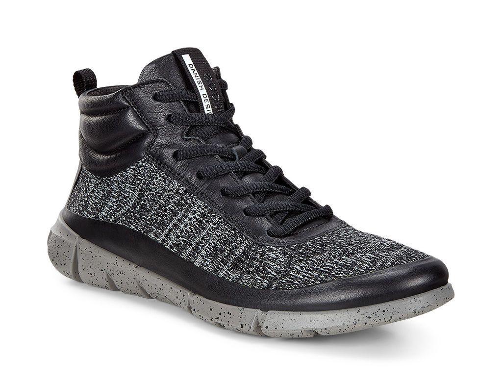 Ecco Womens Intrinsic 1 High Sport Active Lifestyle Boots Ecco Usa Womens Boots Ecco Shoes Boots
