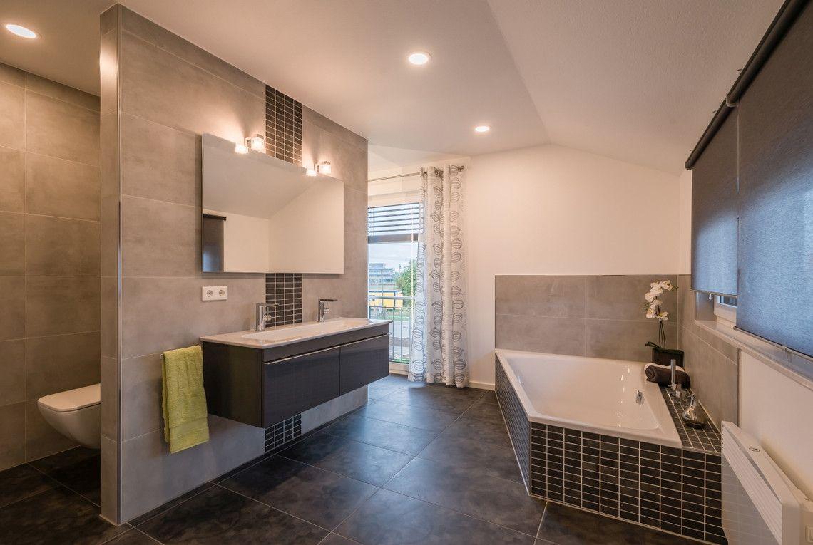 Decke Badezimmer ~ Badezimmer modern einrichten abgehängte decke indirekte