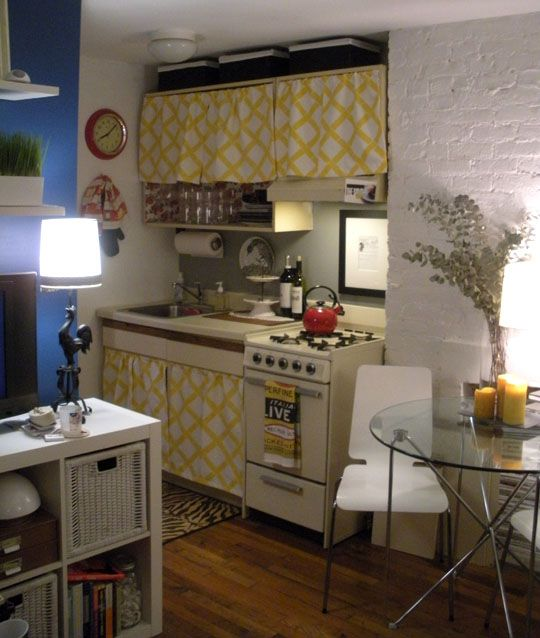 Before & After: Rental Kitchen Gets An Adorable Update
