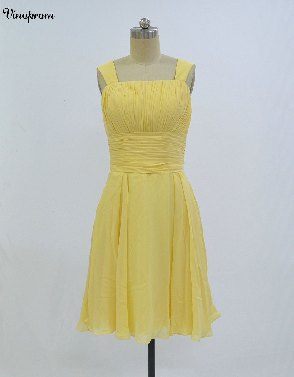 2018 cheap cocktail dresses a line strap backless mini length yellow 2018 cheap cocktail dresses a line strap backless mini length yellow chiffon women dresses party gowns ombrellifo Image collections