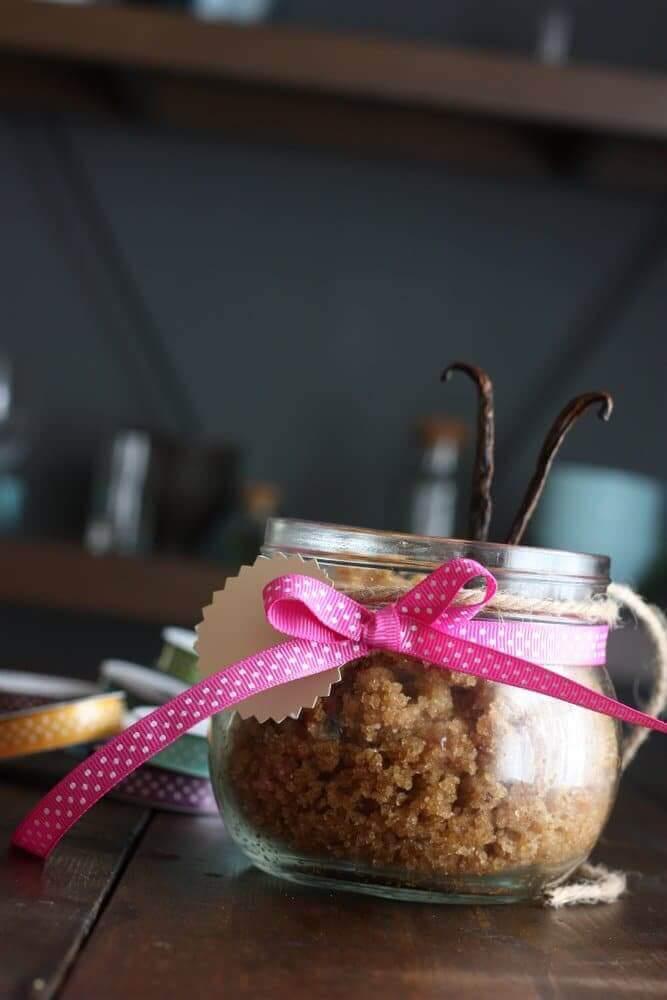 How To Make Sugar Cookie Body Scrub - -
