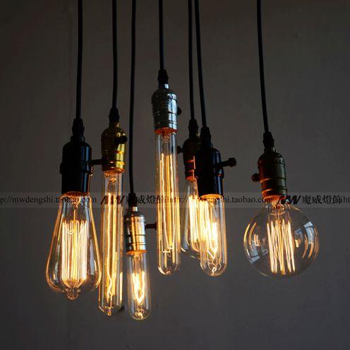 gloeilamp-lamp-wolfraam-draad-lamp-decoratie-lamp-eetkamer-hanglamp ...