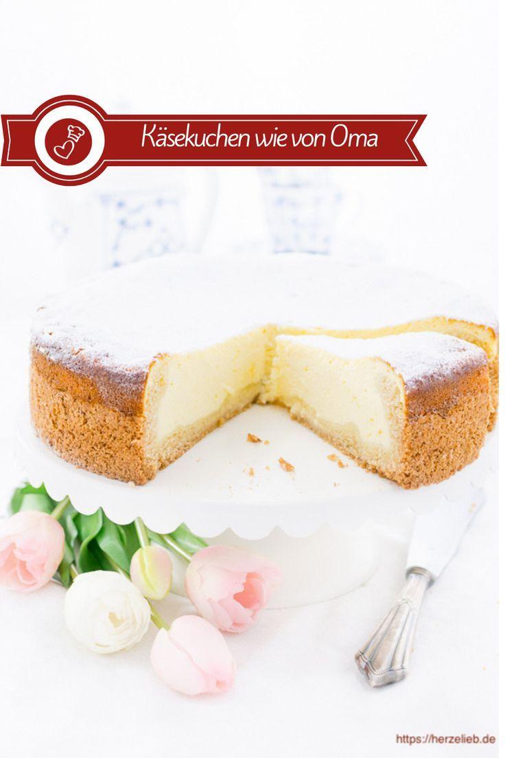 Kasekuchen Rezept Der Der Mir Immer Gelingt Rezept Kasekuchen Rezept Einfach Kuchen Ohne Backen Kuchen Rezepte