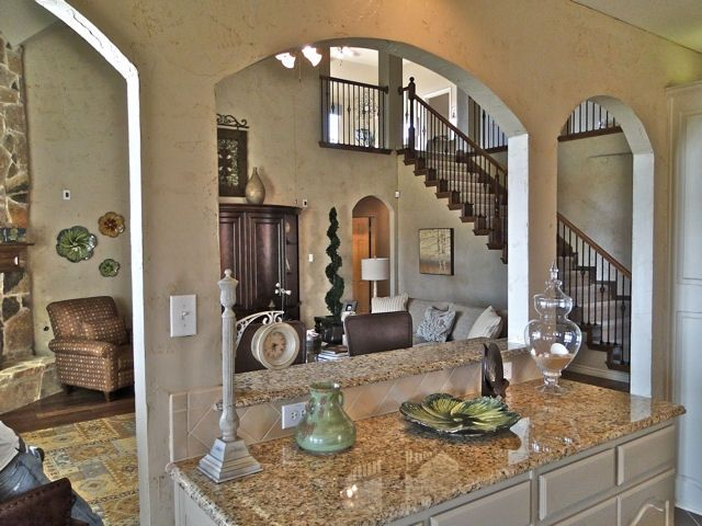 First Texas Homes Model Homes Home House Floor Plans