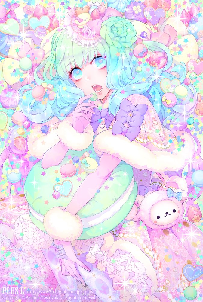 Pastel And Pastel Goth In